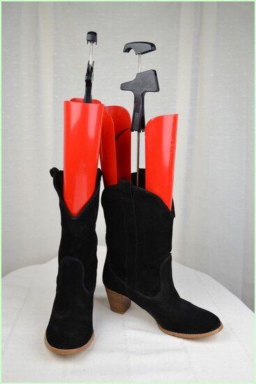 Mi Stiefel Stiefel Zara Wildleder black T 38 Fast Neu