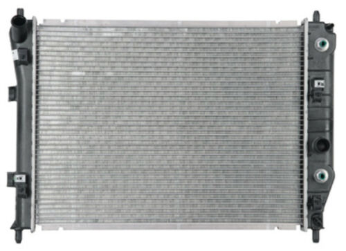 Radiator for 2008 Chevrolet Corvette 427 Limited Edition Z06 Coupe 2-Door 7.0L