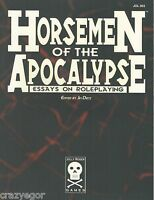 Horsemen Of The Apocalypse - Essays On Roleplaying By The Masters Of Rpgs