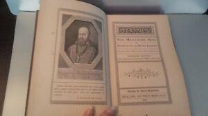 NOS Mejores Amis O Beneficios Las Vale Libros Desclée 1894 Frontispicio Tbe