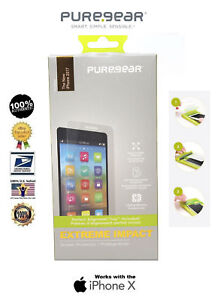 factory authentic f04c3 6cdba Pure Gear Extreme Impact Roll On Silicone Screen Protector For Apple ...