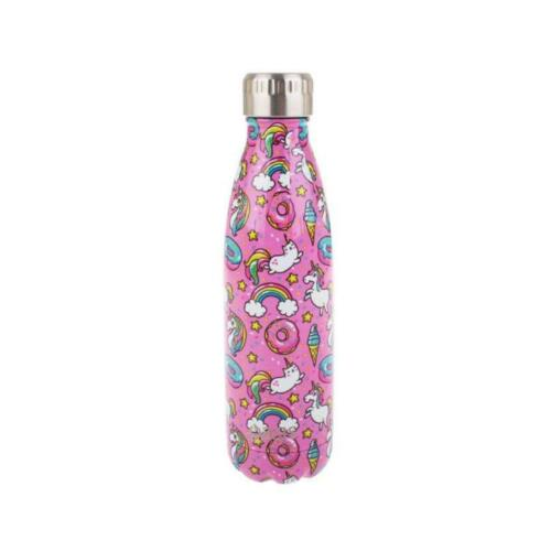 NEW Oasis Insulated Drink Bottle 500ml Unicorn