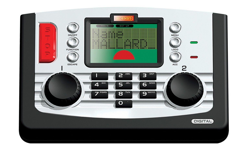 Hornby R8214 'Dernière Version' DCC Numérique Élite Controller Unit Just Arrivé