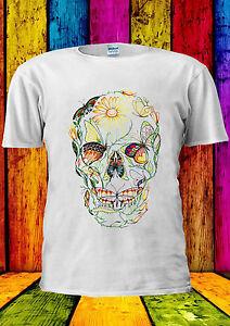 Butterfly-Skull-Skeleton-Tumblr-T-shirt-Vest-Tank-Top-Men-Women-Unisex-1448