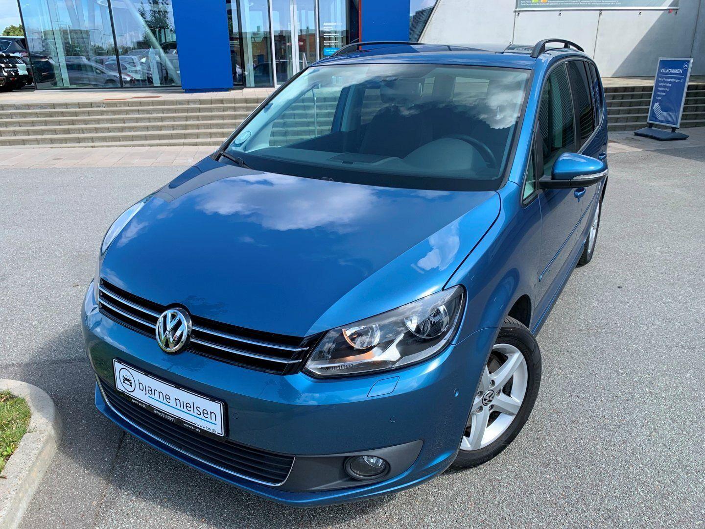 VW Touran 1,4 TSi 140 Comfortline - billede 1