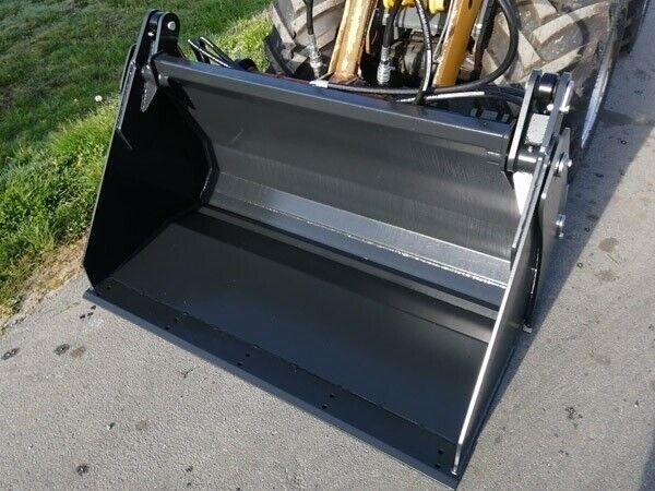 Andet, Sigma Pro 4-i-1 skovl 120-240 cm.