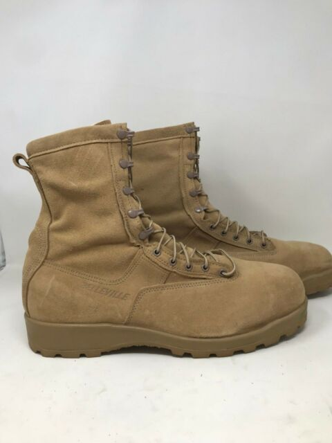 29915007b75 New! Men's Belleville 775 ST 600g Insulated Waterproof Steel Toe Boot - Tan  U16