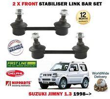 Per SUZUKI JIMNY 1.3 16V 1998 -- > NUOVO 2 X Anteriore Sinistra Destra stabilizzatore collegamento SET BAR