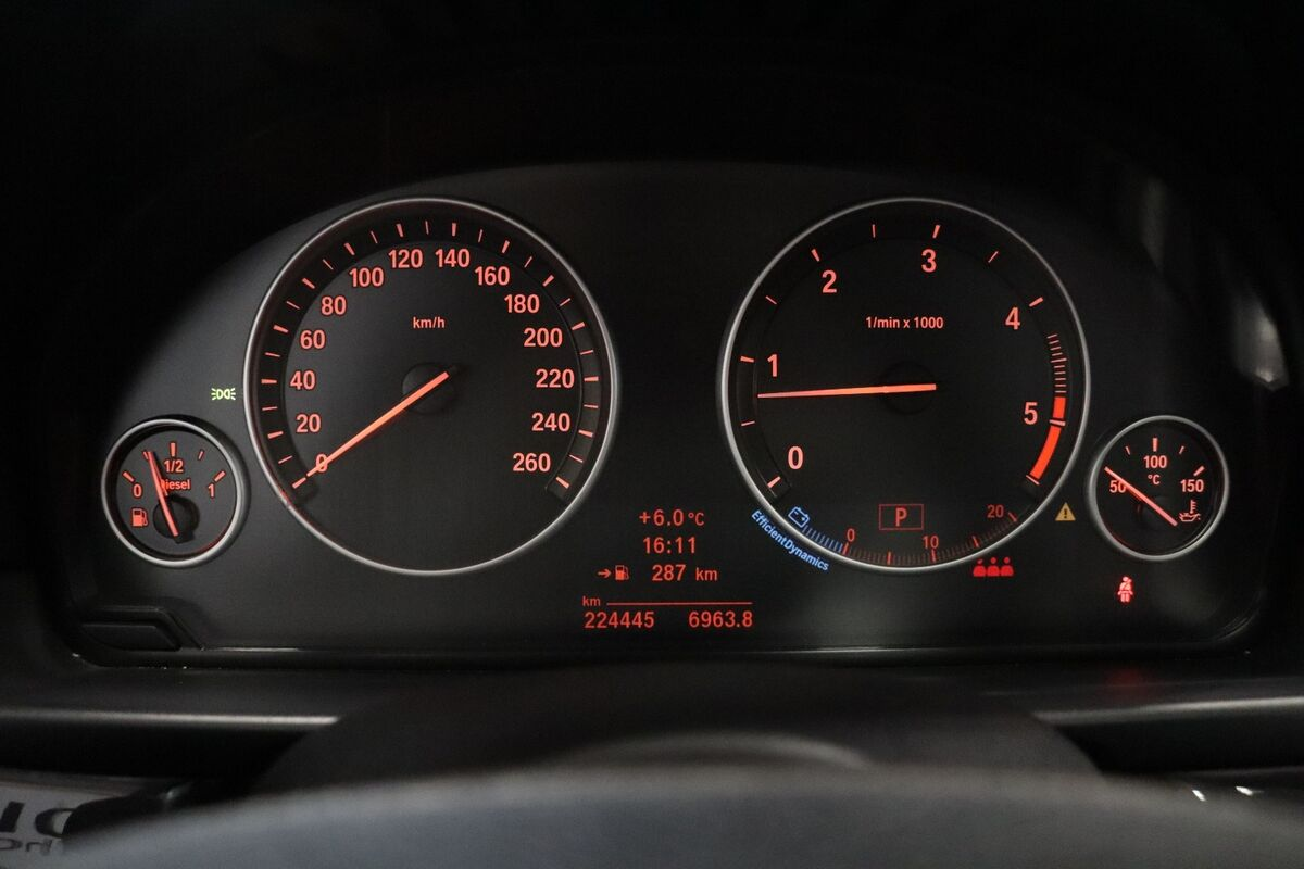 BMW 525d 3,0 Touring aut.
