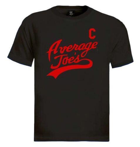 Average Joes T-Shirt Gym Dodgeball Movie School retro Vintage Ball tee new