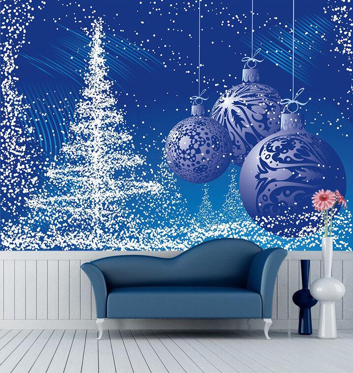 3D Magic Tree Gift Ball 5 Wallpaper Murals Wall Print Wallpaper Mural AJ WALL US