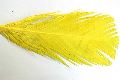 1 x Mouche de Peche Sèche Quill olive  H14//16 BARBLESS fly fishing mosca fliegen