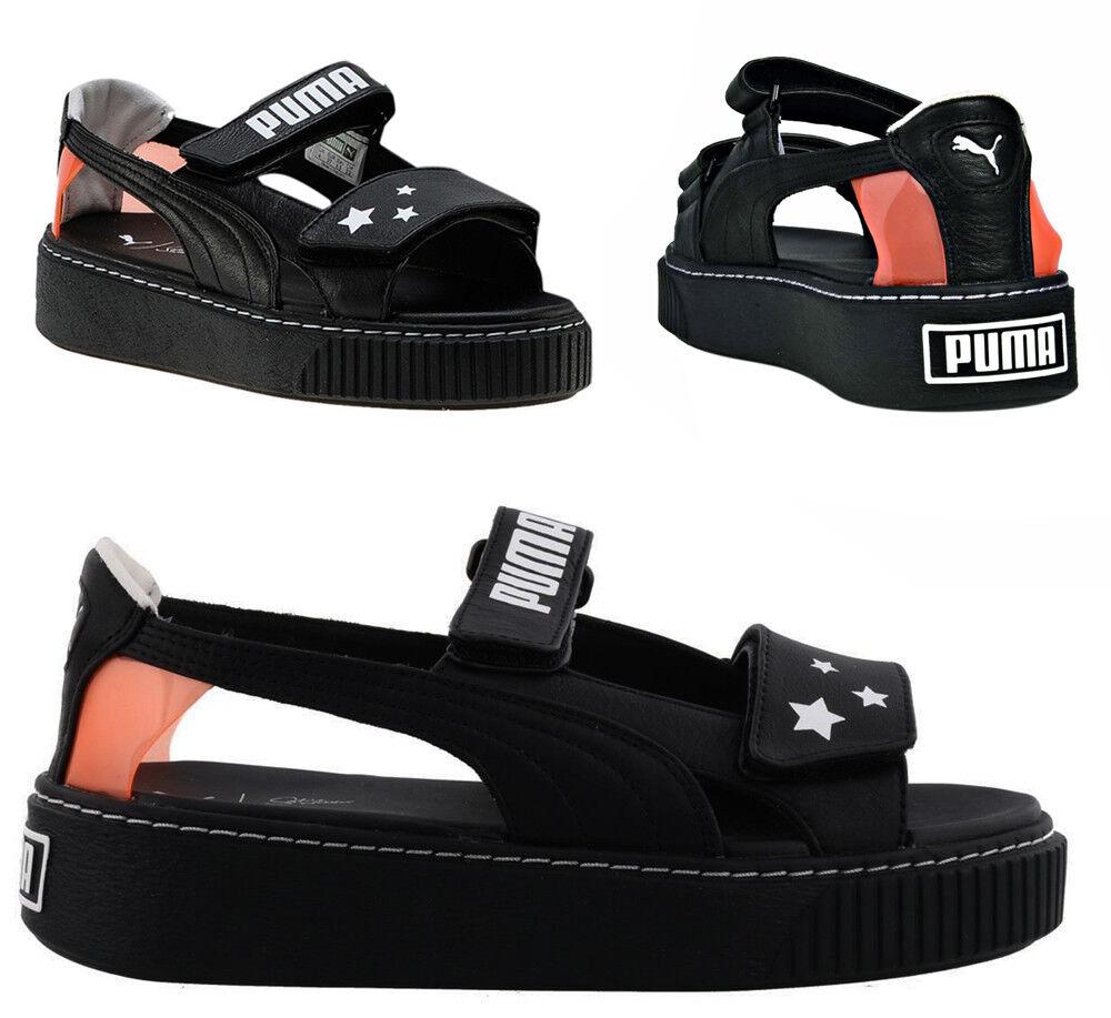 Puma x SOPHIA WEBSTER Platform Black