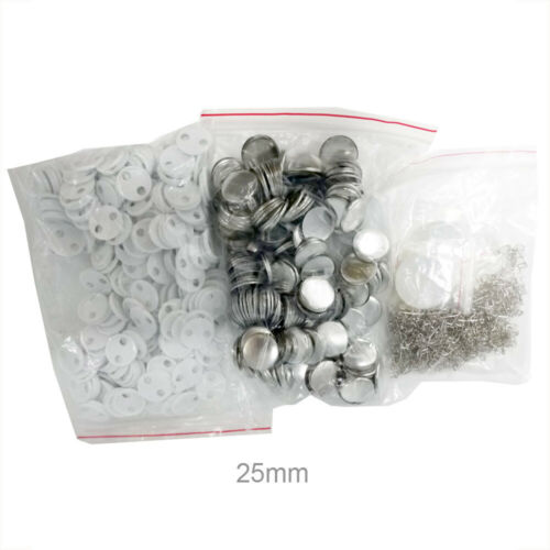 Round Die Mould Mold for Badge Maker Machine 300PCS Pin Button Parts Supplies