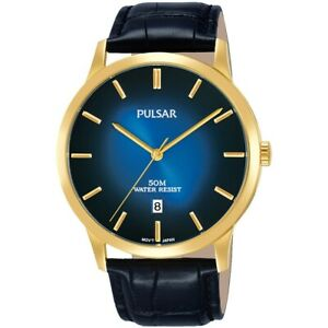 Pulsar-Gents-Leather-Strap-Date-Watch-PS9532X1-X-PNP