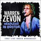 Headless In Boston von Warren Zevon (2014)