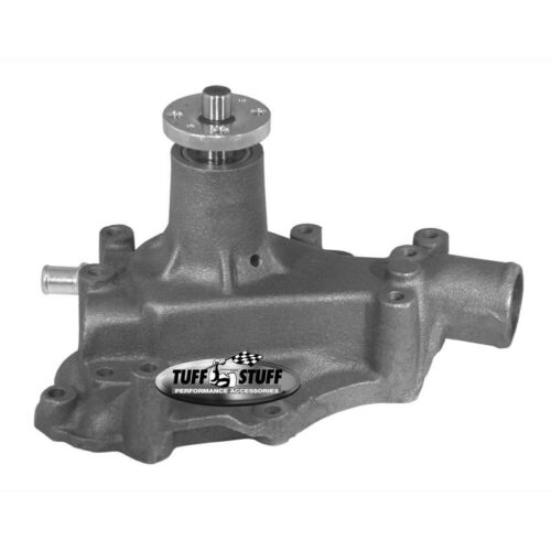 Tuff Stuff Water Pump 1469N; Mechanical As Cast Cast Iron for Ford 351C