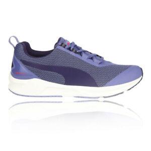 chaussure puma femme violet