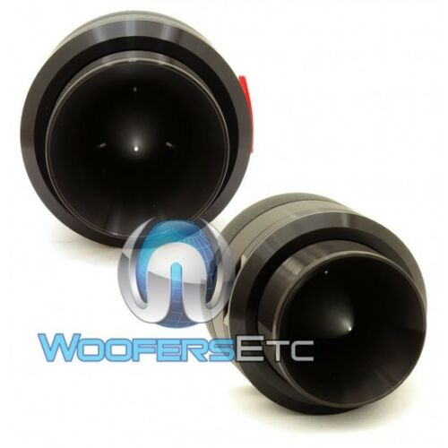 """HERTZ ST35 1.4/"""" HIGH EFFICIENCY COMPRESSION BULLET SPL COMPETITION TWEETERS NEW"""