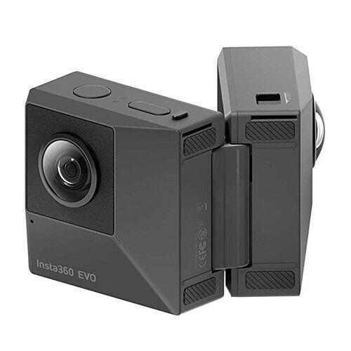 2019 Neuf Insta360 Evo 360 Degrés Caméra Action Cinevox/b De Japon PréVenir Le Grisonnement Des Cheveux Et Aider à Conserver Le Teint