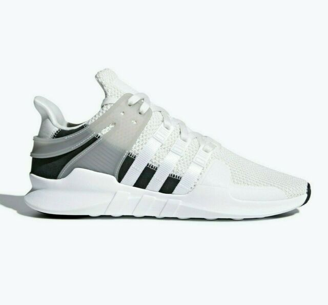 Adidas Originals EQT Support ADV White/Grey Mens Size 9