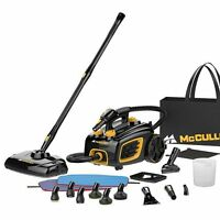 In Box Mcculloch Canister Steam Cleaner Mc1375
