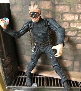 "2003 NECA HELLRAISER CD Cenobite REEL TOYS Series One 7"" Loose Action Figure!"