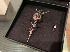 Final Fantasy Xiii 13 Serah Farron Silver Engage Pendant Necklace Ship For Sale Online Ebay