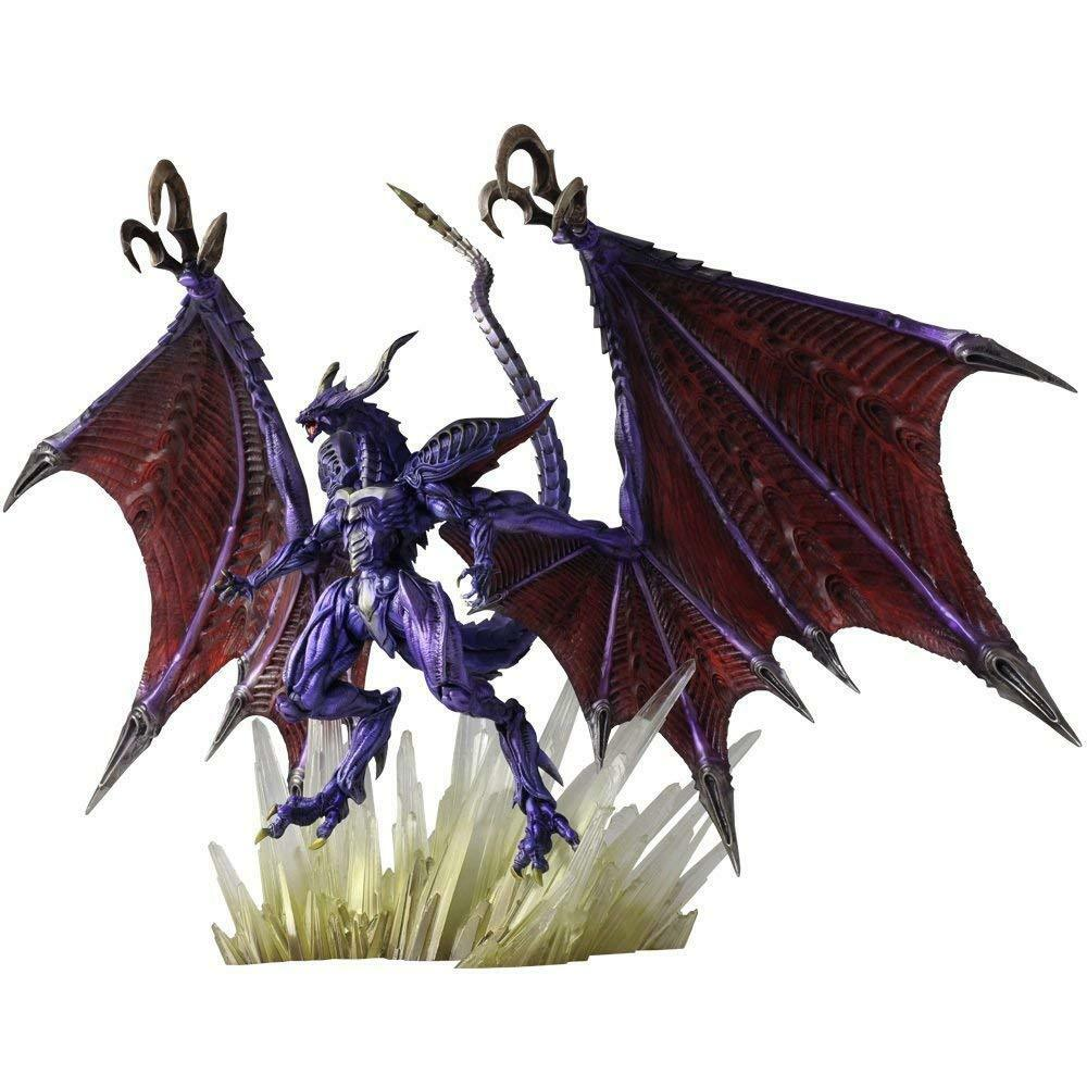 Final Fantasy Creatures Bring Arts Bahamut Action Figure by Square Enix
