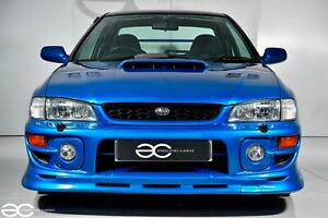 Beautiful-Subaru-Impreza-P1-32k-Miles-Full-History