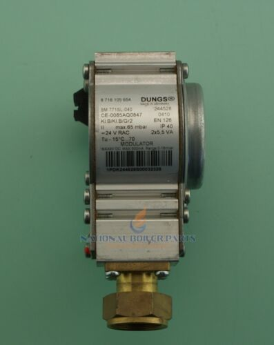 Worcester junior 24i /& 28i excréments d/'ng gaz valve 87161056540 voir liste ci-dessous