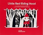 Little Red Riding Hood von Jacob Grimm und Wilhelm Grimm (2014, Leporello)