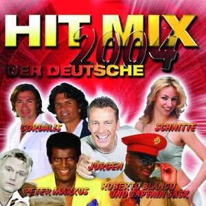 Hit-Mix-2004-Der-deutsche-zyx55363-2-Cordalis-Sandee-Wagner-Peter-Sc-CD