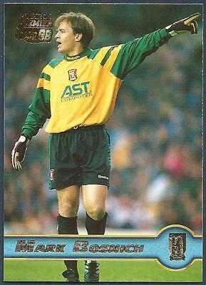 #010-ASTON VILLA /& AUSTRALIA-MARK BOSNICH MERLIN PREMIER GOLD 1998