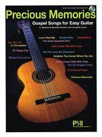 Precious Memories Sheet Music Gospel Songs For Easy Guitar Easy Guitar 000001444