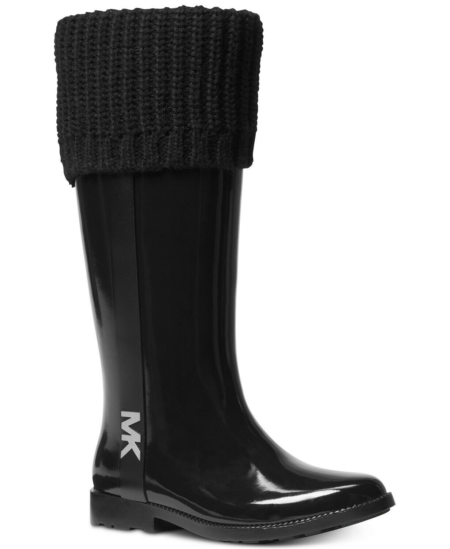 Tall Rain Boots Shoes Flats