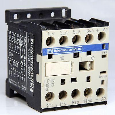 TELEMECANIQUE 24VDC COIL 20A CONTACTOR LP4K0901BW3