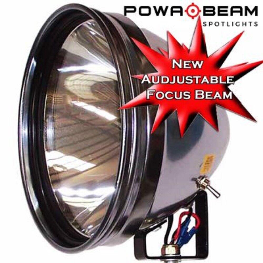 Powabeam Actualizado Spotlight PRO 9 montaje de techo 150W Viga Ajustable haz Powa
