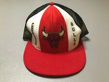 Chicago Bulls Flex Fit Hat Logo Block SPL28 3185