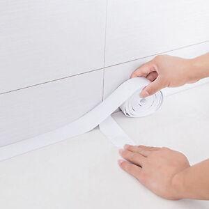 supadec bath wall sealing strip tape shower trays seal. Black Bedroom Furniture Sets. Home Design Ideas