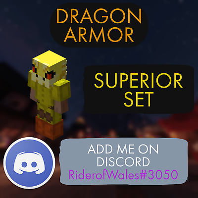 Hypixel Skyblock Superior Dragon Armor 50 Positive Reviews Ebay Sometimes strikes nearby mobs with lightning, and rarely strikes nearby players. hypixel skyblock superior dragon armor 50 positive reviews ebay