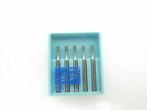 Ambitieux Comète Dental Finierer/forets/fraise 830 012 Diamant Perceuse 5 Pcs. #1-afficher Le Titre D'origine Haut Niveau De Qualité Et D'HygièNe