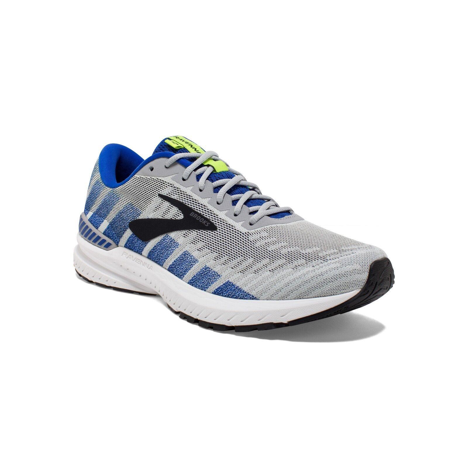 versión más reciente Brooks Ravenna 10 Para Hombre Zapatillas Para Correr (2E) (082)