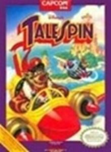 Tale Spin, Disney's - Nintendo NES Game Authentic