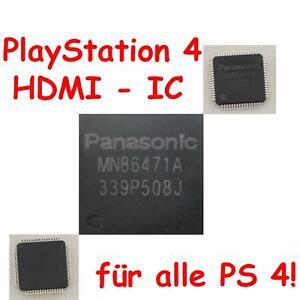 HDMI-Sony-PS4-Grafik-Chip-Ersatzteil-SMD-Reparatur-IC-Playstation-4-Grafikchip-G