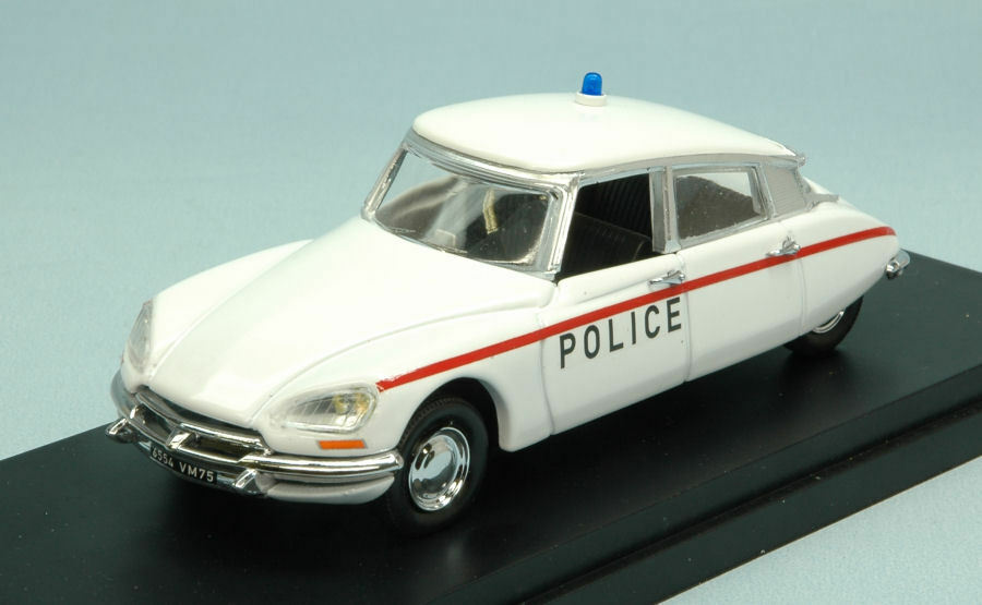 CITROEN DS 21 paris police 1968 1 43 MODEL rio4522 rio
