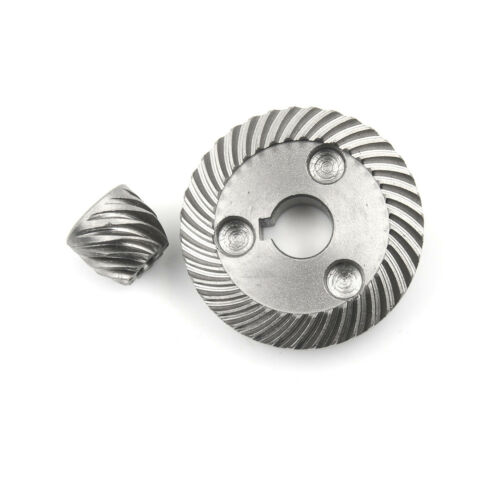 1Pair Replacement Spiral Bevel Gear for Makita 9553 Angle Grinder HICA