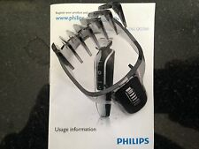 PHILIPS GENUINE QG3352 QG3371 QG3374 MULTIGROOM  3-20mm HAIR COMB ATTACHMENT