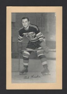 1934-44 Beehive Group I Chicago Blackhawks Photos #85 Art Wiebe