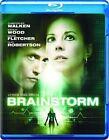Brainstorm With Christopher Walken Blu-ray Region 1 883929228058